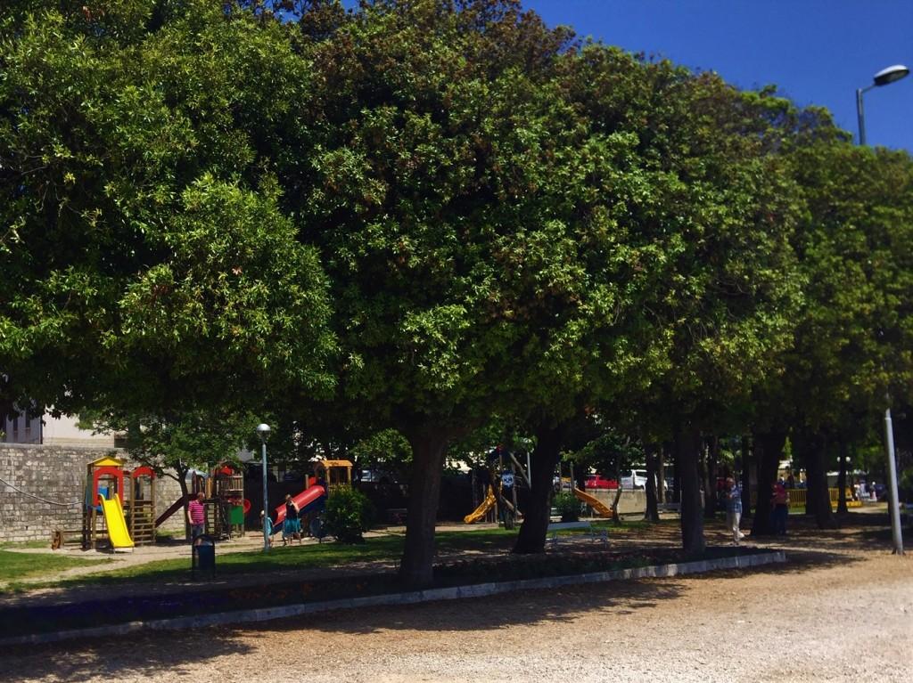 Spielplatz Zadar
