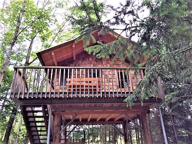Baumhaus Erlebnispark Voglsam