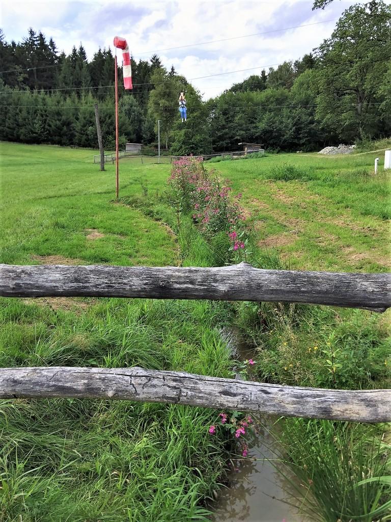 Erlebnispark Voglsam, Kletterwald