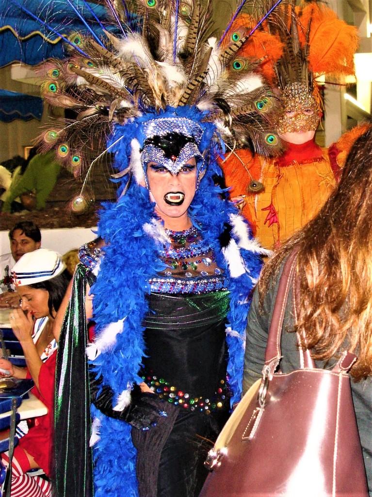 Halloween in Miami