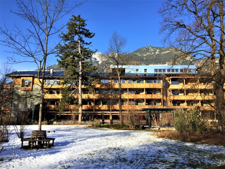 Werdenfelserei Garmisch-Partenkirchen am Kurpark