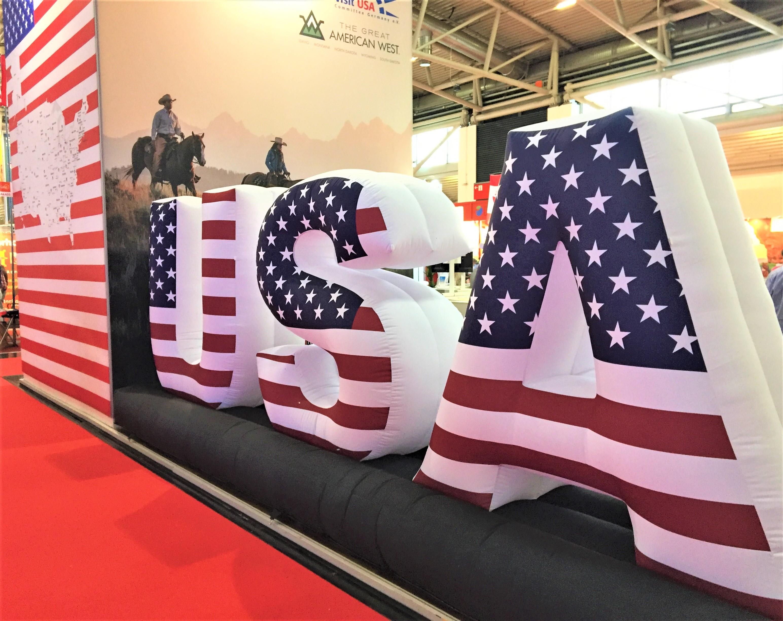 USA free Reisemesse München