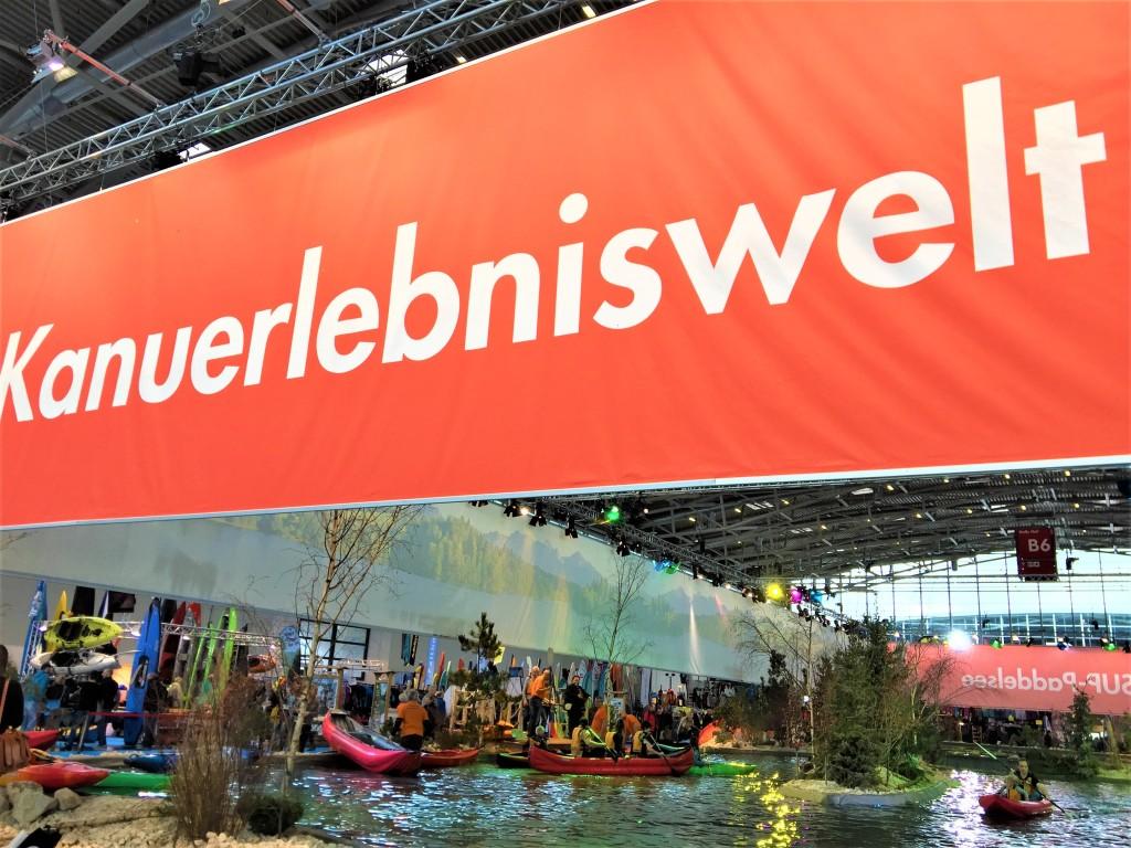 Kanuerlebniswelt free München 2020