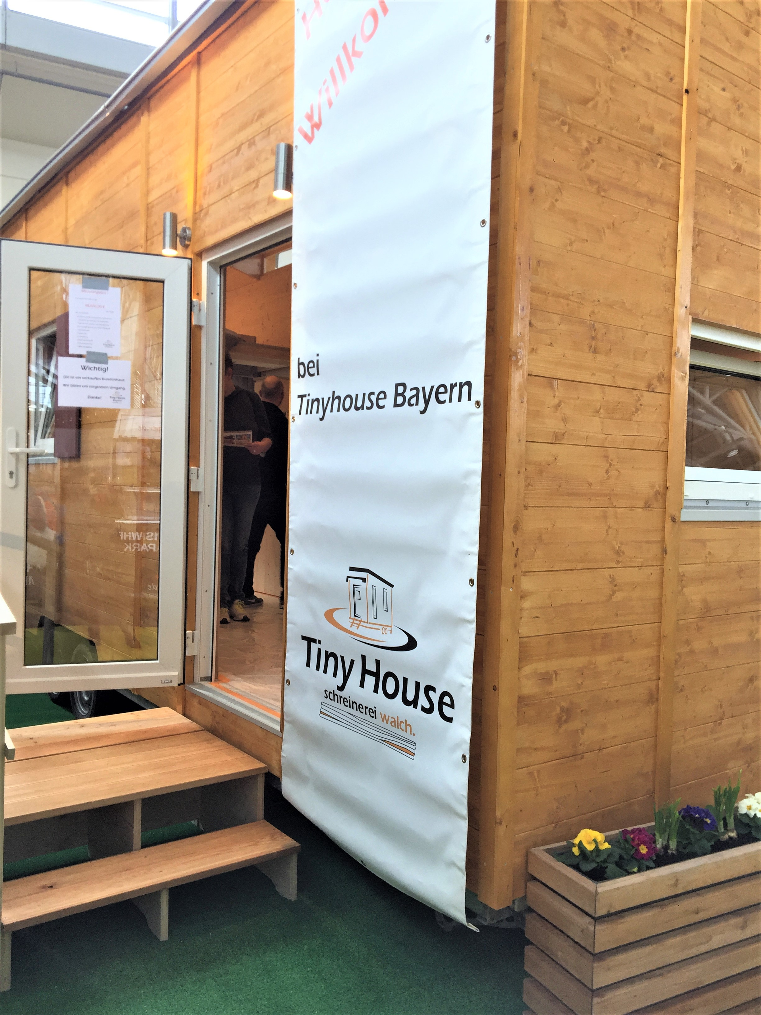 Tiny House München free Reisemesse